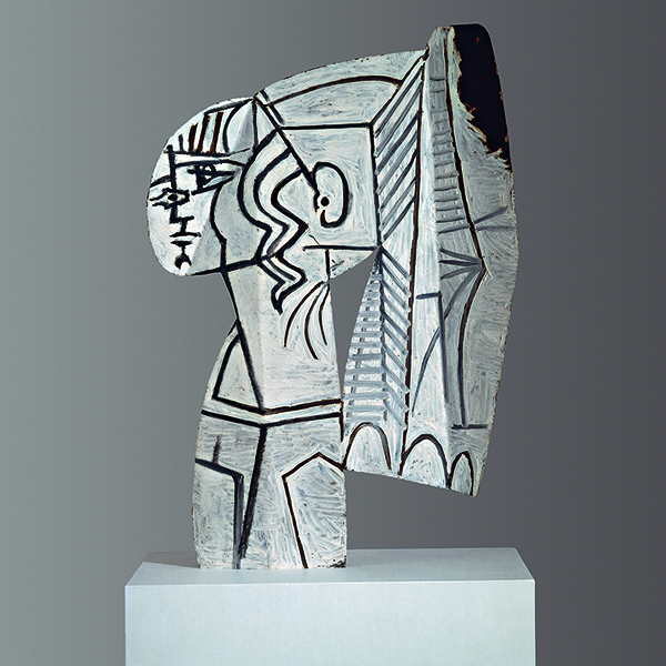 Picasso. Gorky. Warhol. Skulpturen und Arbeiten auf Papier. Sammlung Hubert Looser