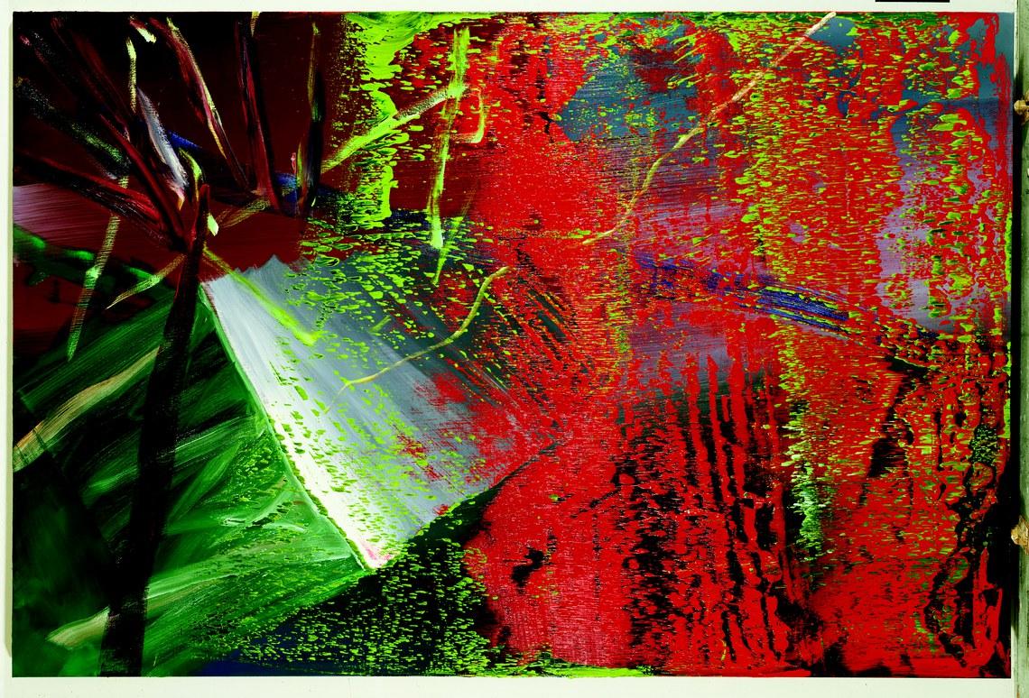 Gerhard Richter, Abstraktes Bild 559-1, 1984